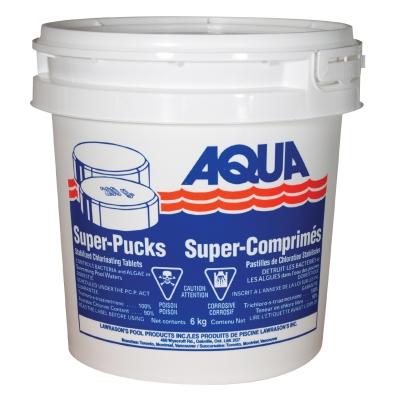 Chlorinating Super Pucks