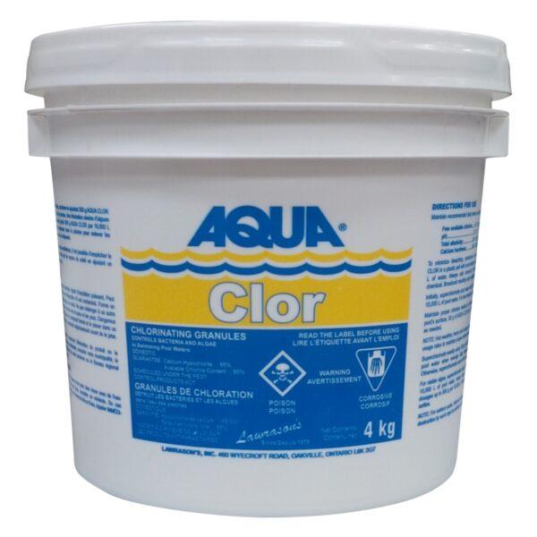 Clor Chlorine Granules